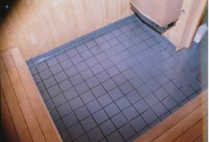 Afkalkning af sauna